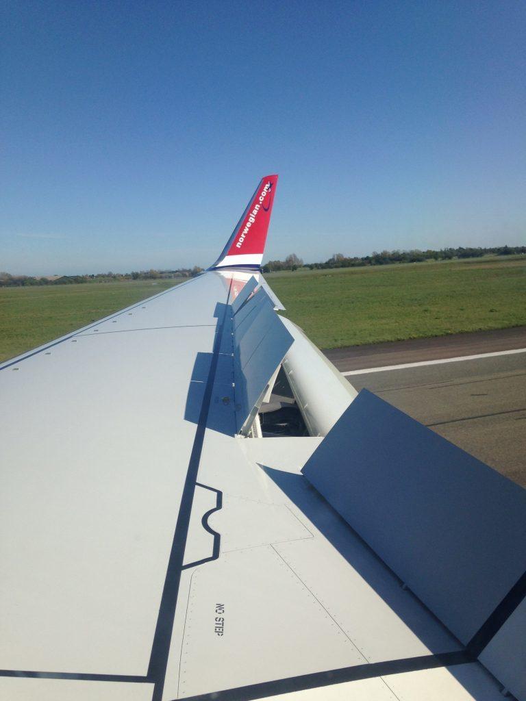 Endelig er vi hjemme i Danmark og til det flotteste vejr.