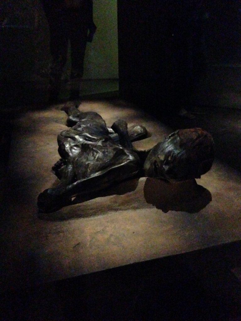 Gravballemanden der blev dræbt og smidt i en mose for over 2000 år siden.
